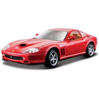 Bburago Ferrari 550 Maranello 1:24 červená