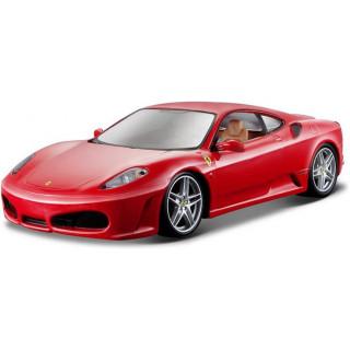 Bburago Ferrari F430 1:24 červená