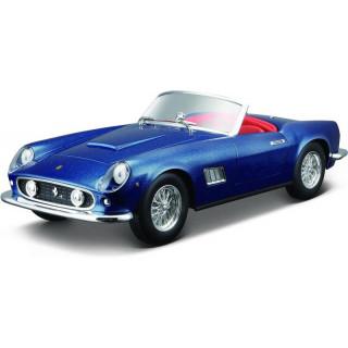 Bburago Ferrari GT California 1:24 modrá