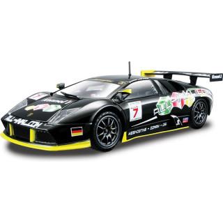 Bburago Lamborghini Murciélago FIA GT 1:24 černá