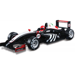 Bburago Fiat Formula Abarth 1:24 černá