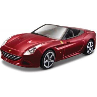 Bburago Ferrari California T 1:43 červená