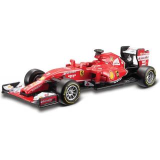 Bburago Ferrari F14-T 1:43 NO7 Raikkonen