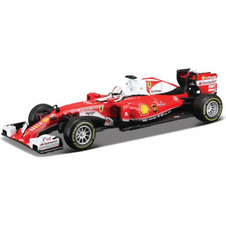 Bburago Signature Ferrari SF16 1:43 NO5 Vettel