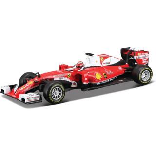 Bburago Signature Ferrari SF16 1:43 NO7 Raikkonen