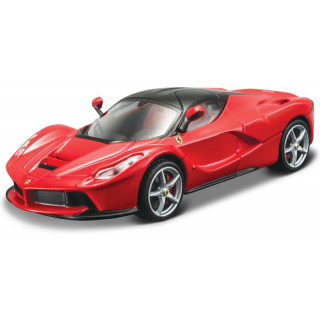 Bburago Signature Ferrari LaFerrari 1:43 červená