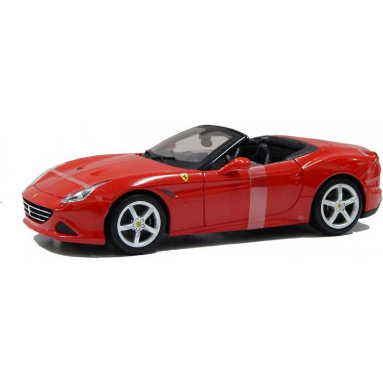 Bburago Signature Ferrari California T 1:43 červená