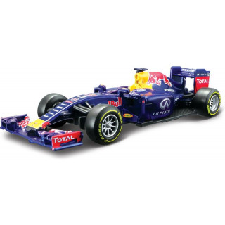 Bburago Infiniti Red Bull Racing RB11 1:43 NO26 Kvyat