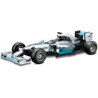 Bburago Mercedes AMG Petronas W05 1:43 NO6 Rosberg