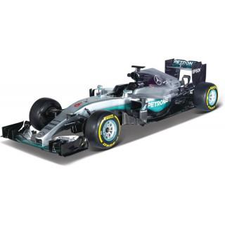 Bburago Mercedes AMG Petronas W07 1:43 NO6 Rosberg