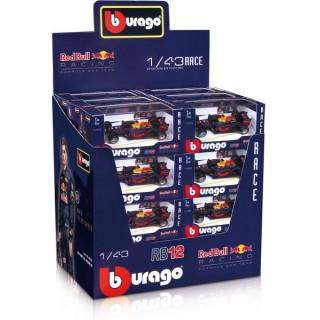 Bburago Infiniti Red Bull Racing RB12 1:43 24ks