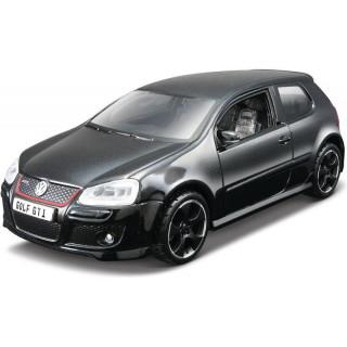 Bburago Kit VW Golf GTI Edition 30 1:32 černá metalíza