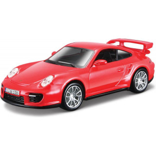 Bburago Kit Porsche 911 GT2 1:32 červená
