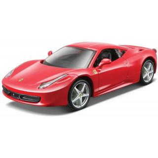 Bburago Kit sada aut Ferrari 1:32 6ks
