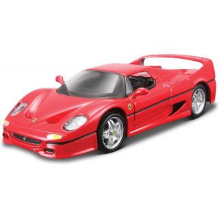 Bburago Kit Ferrari F50 1:32 červená