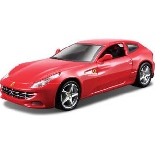 Bburago Kit Ferrari FF 1:32 červená