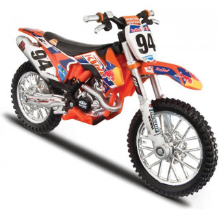 Bburago Red Bull KTM 450 SX-F 2014 1:18 NO94