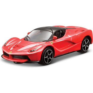 Bburago Ferrari LaFerrari 1:64 červená