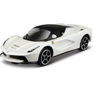 Bburago Ferrari LaFerrari 1:64 bílá