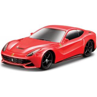 Bburago Ferrari F12 Berlinetta 1:64 červená