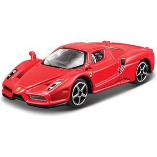 Bburago Ferrari Enzo 1:64 červená