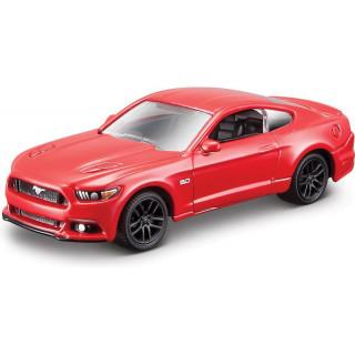 Bburago Ford Mustang GT 1:64 červená