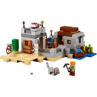 LEGO Minecraft - Pouštní hlídková stanice