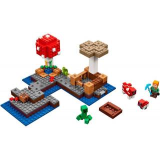 LEGO Minecraft - Ostrov hub