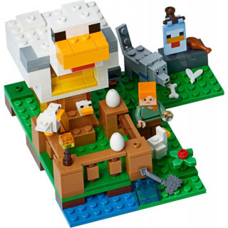 LEGO Minecraft - Kurník
