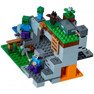 LEGO Minecraft - Jeskyně se zombie