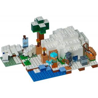 LEGO Minecraft - Iglú za polárním kruhem