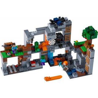 LEGO Minecraft - Skalní dobrodružství