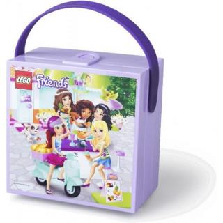 LEGO Friends - box na svačinu s rukojetí