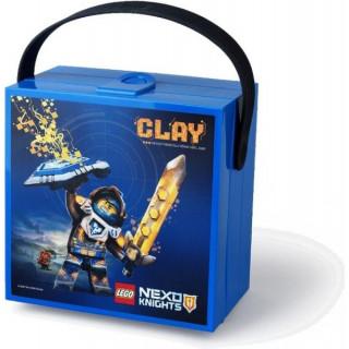 LEGO Nexo Knights - box na svačinu s rukojetí