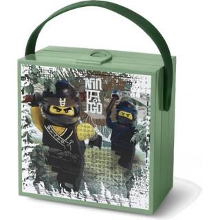 LEGO Ninjago - box na svačinu s rukojetí