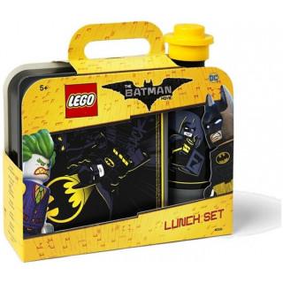 LEGO Batman svačinový set - černý