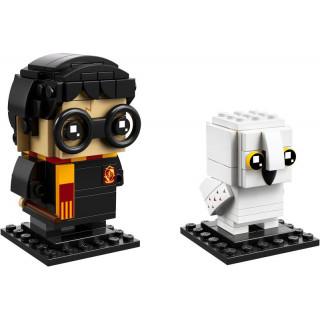 LEGO BrickHeadz - Harry Potter a Hedvika