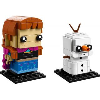 LEGO BrickHeadz - Anna a Olaf