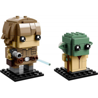 LEGO BrickHeadz - Luke Skywalker a Yoda