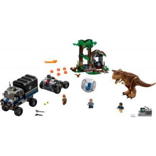 LEGO Jurský Park - Útěk Carnotaura zGyrosféry