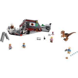 LEGO Jurský Park - Hon na Velociraptora