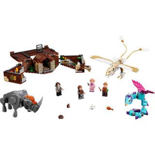 LEGO Harry Potter - Mlokův kufr plný kouzelných tvorů