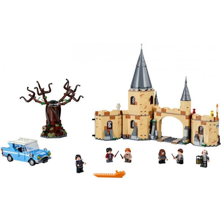 LEGO Harry Potter - Bradavická vrba mlátička