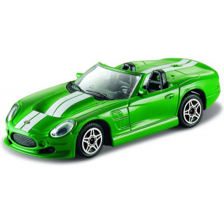 Bburago Shelby Series One 1:43 zelená
