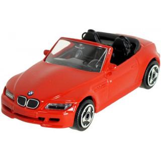 Bburago BMW Roadster 1:43 červená