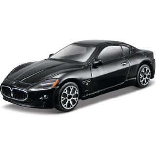 Bburago Maserati Gran Turismo 2008 1:43 černá