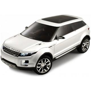 Bburago Land Rover LRX Concept 1:43 bílá