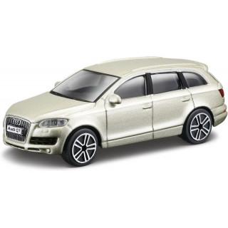 Bburago Audi Q7 1:43 zlatá