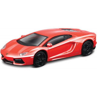 Bburago Lamborghini Aventador LP 700-4 1:43 oranžová metalíza