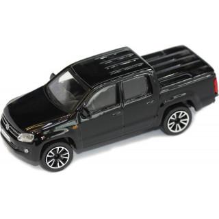 Bburago Volkswagen Amarok 1:43 černá